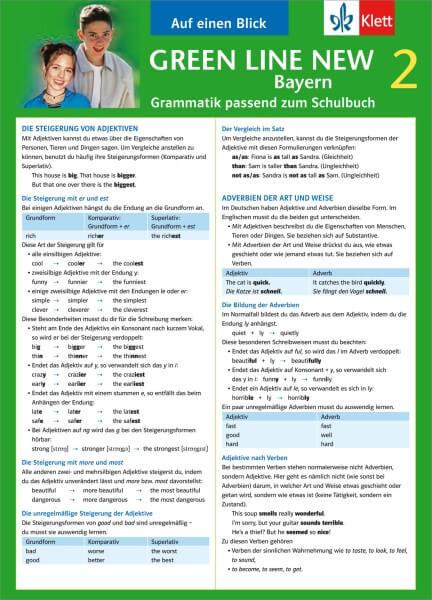 Green Line New Bayern 2 - Auf einen Blick