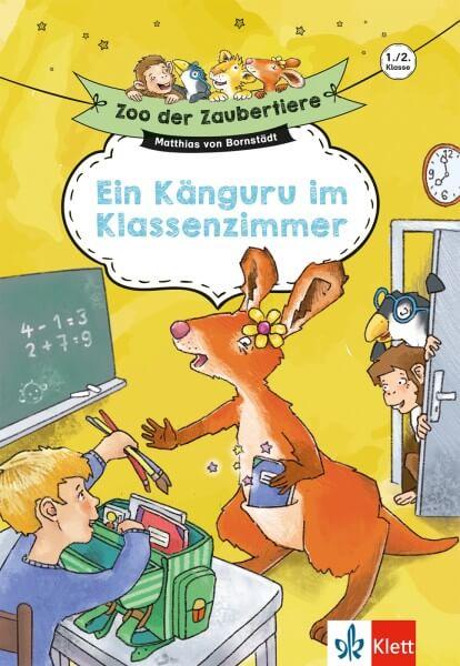 Klett Zoo der Zaubertiere: Ein Känguru im Klassenzimmer, 1./2. Klasse
