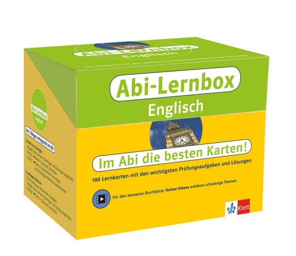 Klett Abi-Lernbox Englisch
