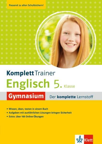 Klett KomplettTrainer Gymnasium Englisch 5. Klasse