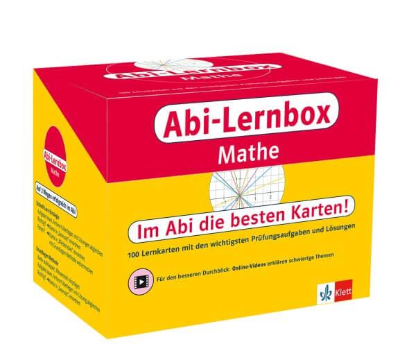 Klett Abi-Lernbox Mathematik