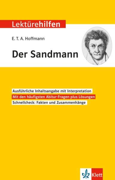 Klett Lektürehilfen E.T.A. Hoffmann, Der Sandmann