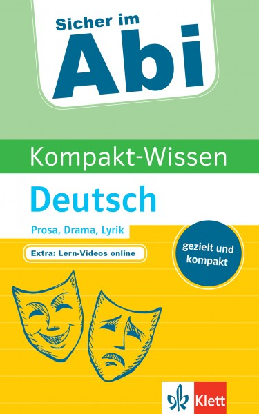 Klett Sicher im Abi Kompakt-Wissen Deutsch
