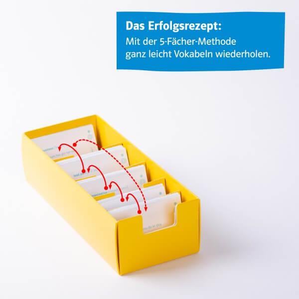 Green Line 4 G9 Klasse 8 Vokabel-Lernbox zum Schulbuch
