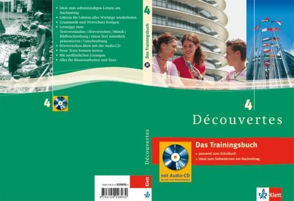 Découvertes 4 - Das Trainingsbuch