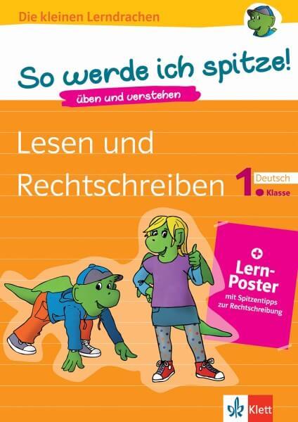 Klett So werde ich spitze! Deutsch, Lesen und Rechtschreiben 1. Klasse