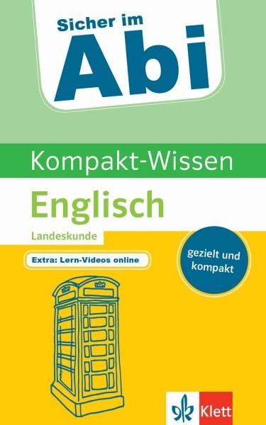 Klett Kompakt-Wissen Englisch Landeskunde