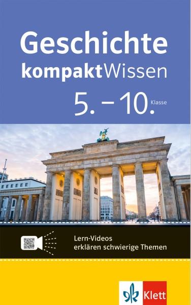 Klett kompaktWissen Geschichte 5.-10. Klasse