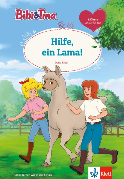 Bibi & Tina: Hilfe, ein Lama!