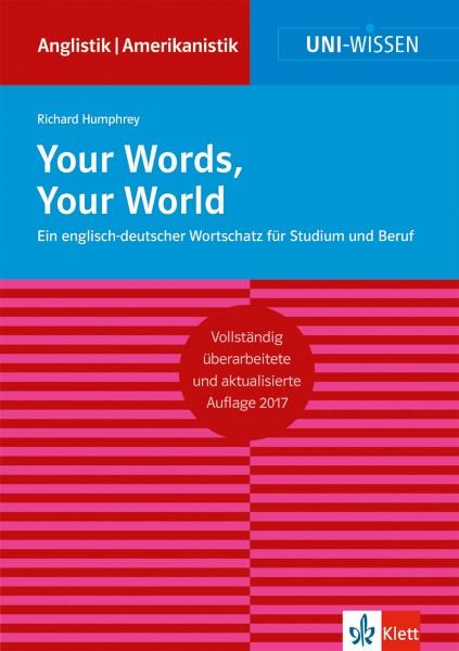 Uni Wissen Your Words, Your World