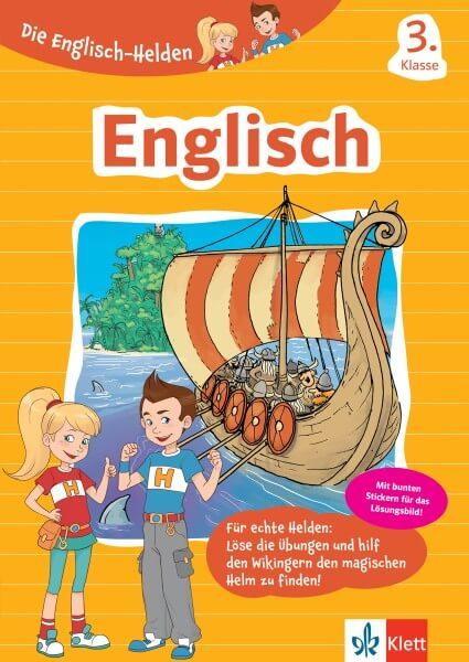 Klett Die Englisch-Helden Englisch 3. Klasse
