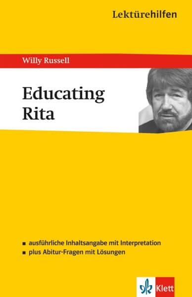 Klett Lektürehilfen Willy Russell, Educating Rita