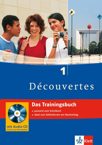 Découvertes 1 - Das Trainingsbuch