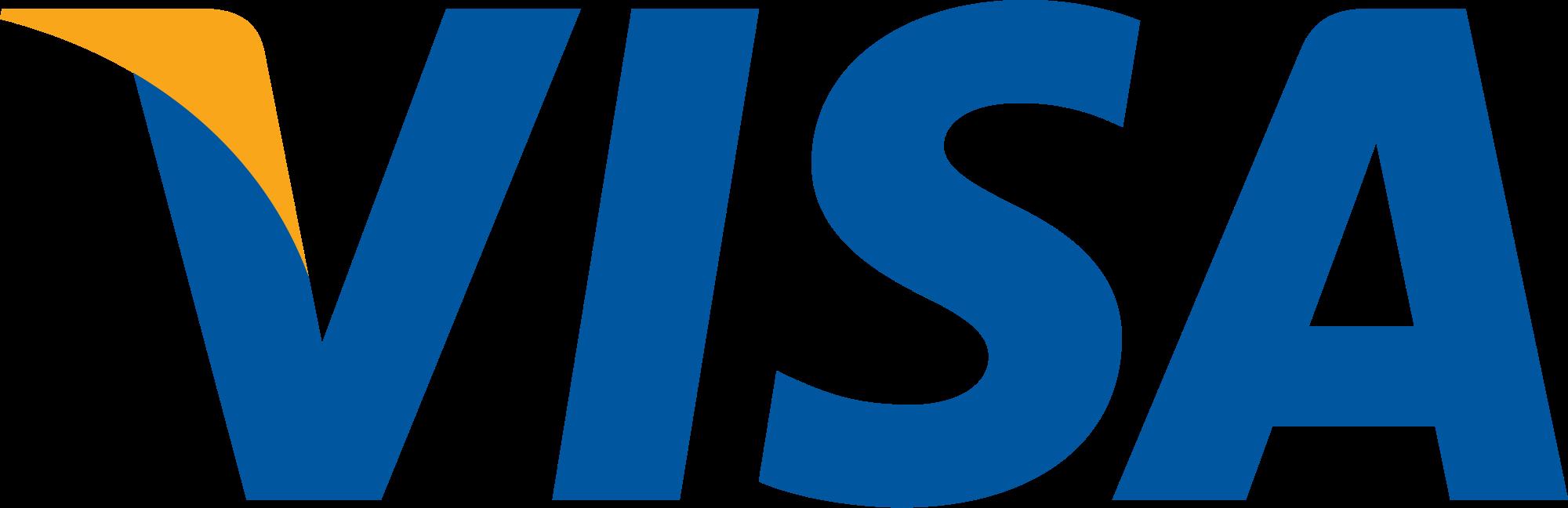 Kreditkartenzahlung VISA
