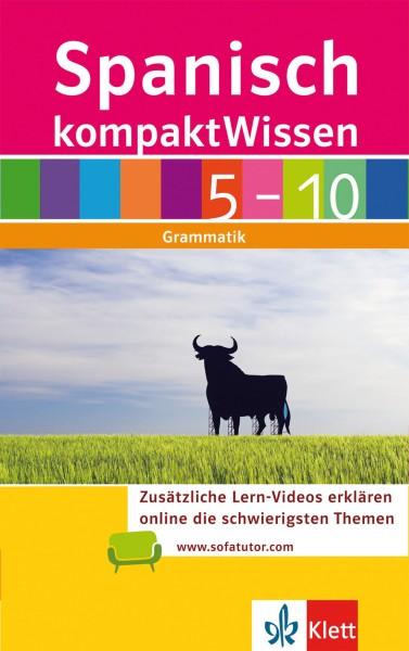Klett kompakt Wissen Spanisch Klasse 5-10