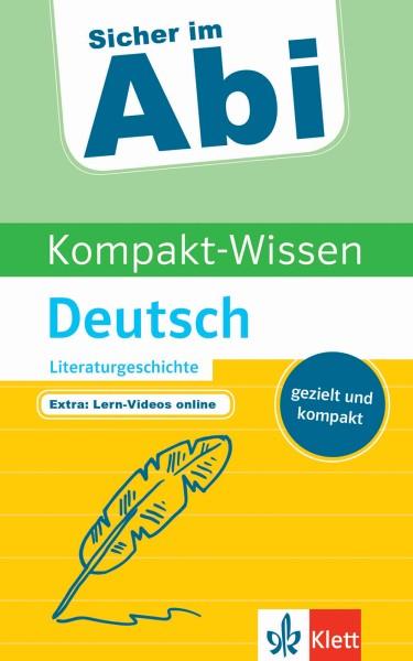 Klett Kompakt-Wissen Deutsch Literaturgeschichte
