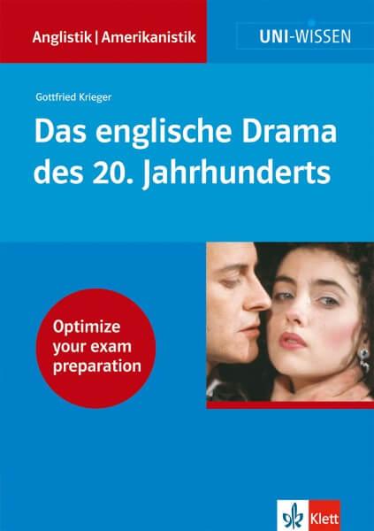 Uni Wissen Das englische Drama des 20. Jahrhunderts