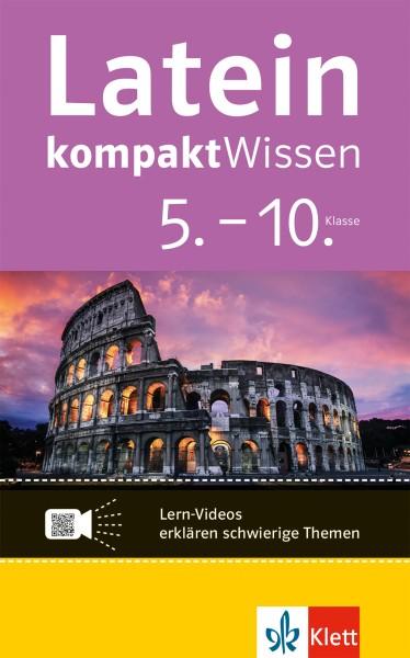 Klett Latein kompaktWissen Grammatik 5.-10. Klasse