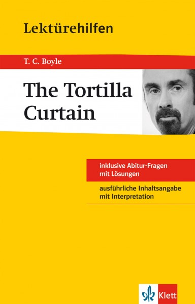 Klett Lektürehilfen T.C. Boyle, The Tortilla Curtain