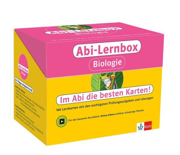 Klett Abi-Lernbox Biologie