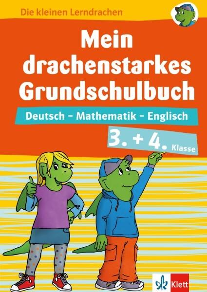 Klett Mein drachenstarkes Grundschulbuch 3.+ 4. Klasse
