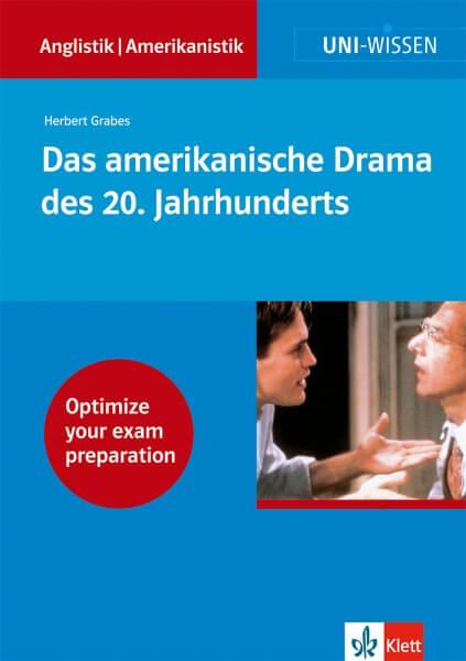 Uni Wissen Das amerikanische Drama des 20. Jahrhunderts