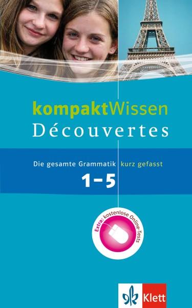Découvertes 1-5 kompakt Wissen