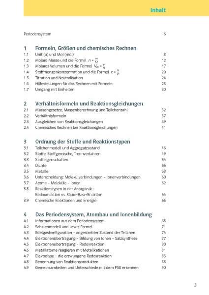 Klett KomplettTrainer Gymnasium Chemie 7. - 10. Klasse