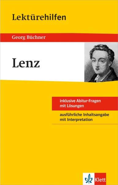 Klett Lektürehilfen Georg Büchner, Lenz