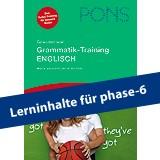 PONS Grammatik-Training Englisch für die Schule ab Klasse 5