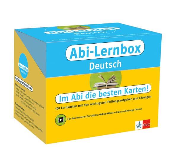 Klett Abi-Lernbox Deutsch
