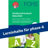 Phonetik üben mit dem PONS Schülerwörterbuch Englisch – Gezieltes Training von Problemfällen