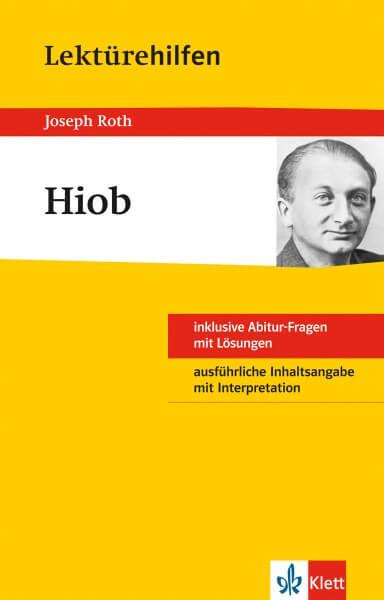 Klett Lektürehilfen Joseph Roth, Hiob