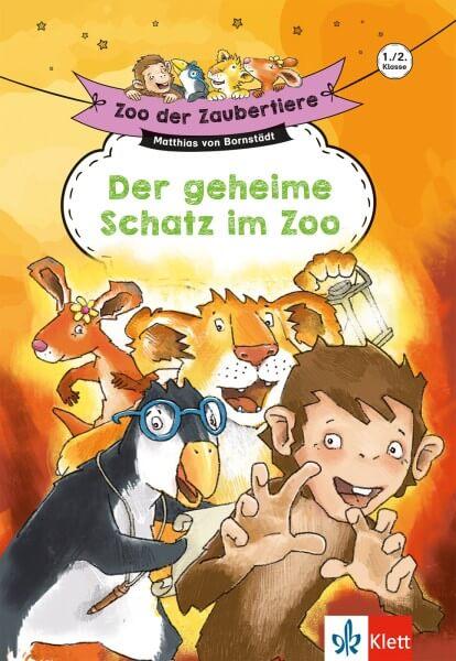 Klett Zoo der Zaubertiere: Der geheime Schatz im Zoo, 1./2. Klasse