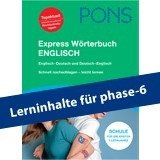 """""""Falsche Freunde"""" lernen mit dem PONS Express Wörterbuch Englisch (englisch - deutsch)"""