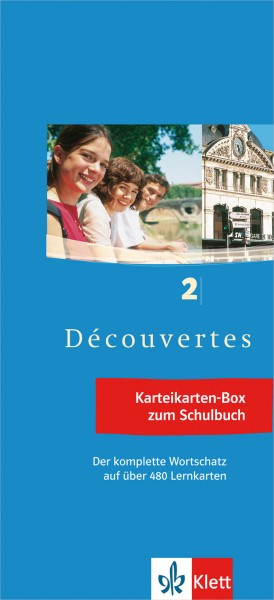 DÉCOUVERTES 2 - VOKABEL-LERNBOX ZUM SCHÜLERBUCH
