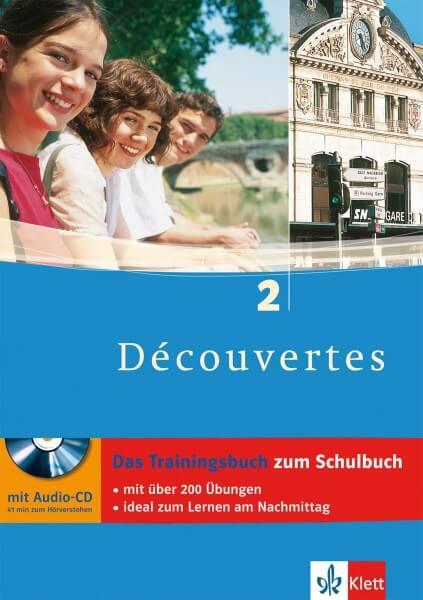 Découvertes 2 - Das Trainingsbuch