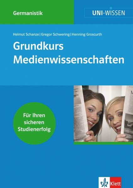 Klett Uni Wissen Grundkurs Medienwissenschaft