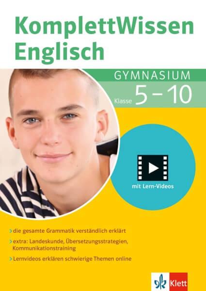 Klett KomplettWissen Englisch Gymnasium