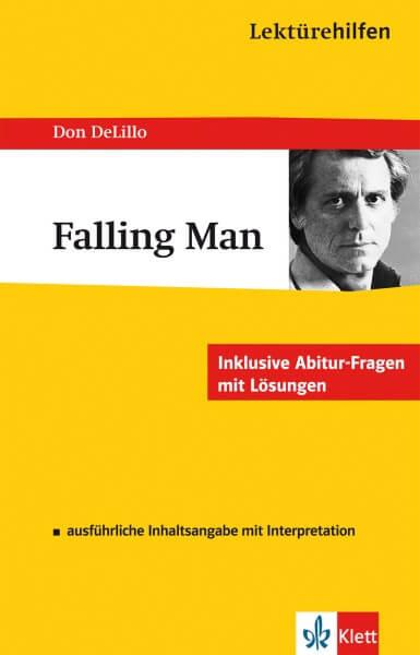 Klett Lektürehilfen Don DeLillo, Falling Man