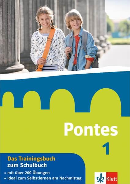 Pontes 1 - Das Trainingsbuch zum Schulbuch