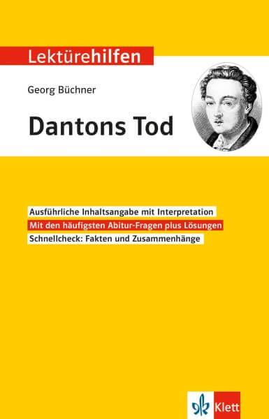 Klett Lektürehilfen Georg Büchner, Dantons Tod