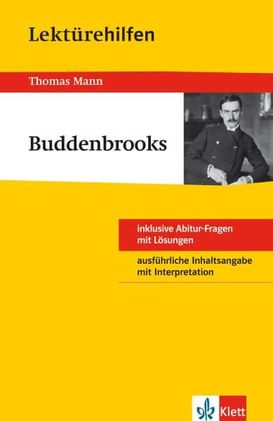 Klett Lektürehilfen Thomas Mann, Buddenbrooks