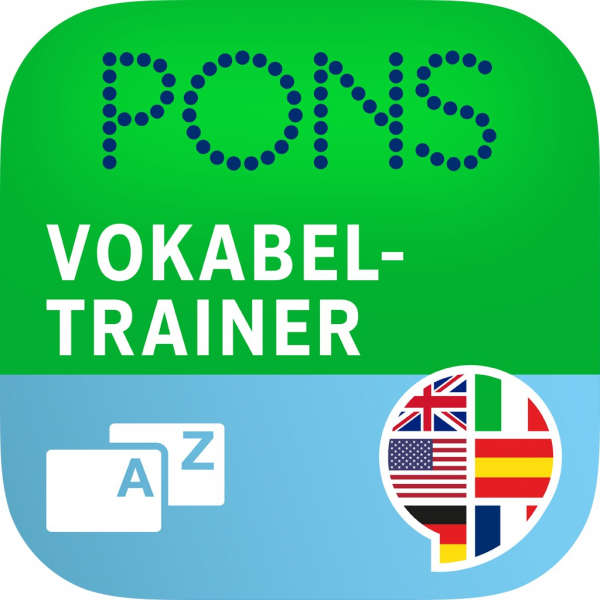 App: PONS Vokabeltrainer (iOS)
