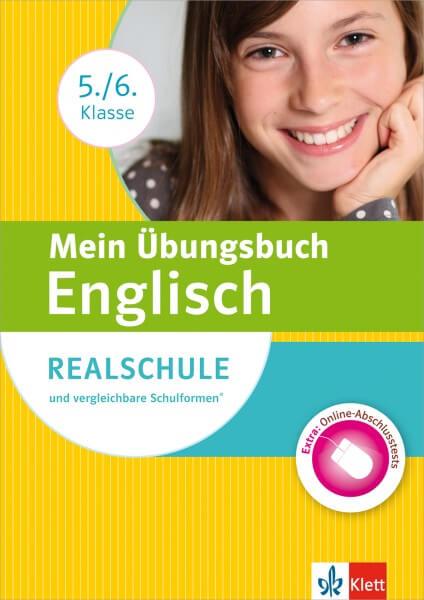 Klett Mein Übungsbuch Englisch 5./6. Klasse