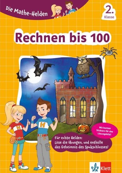 Klett Die Mathe-Helden Rechnen bis 100 2. Klasse