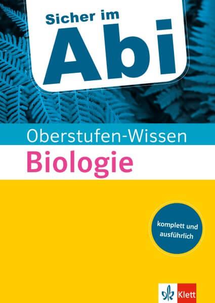 Klett Sicher im Abi Oberstufen-Wissen Biologie