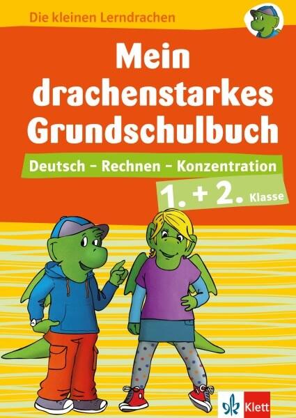 Klett Mein drachenstarkes Grundschulbuch 1.+ 2. Klasse