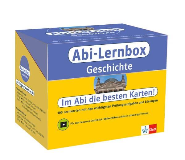 Klett Abi-Lernbox Geschichte